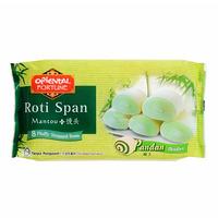 Oriental Fortune Frozen Mantou - Pandan