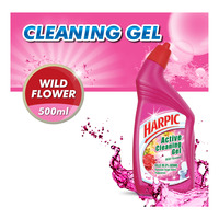 Harpic Active Cleaning Gel - Wild Flowers