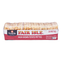 Fair Isle Frozen Hash Browns Patties