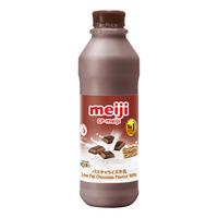 Meiji Low Fat Fresh Bottle Milk - Chocolate