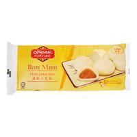 Oriental Fortune Mini Bun - Lotus