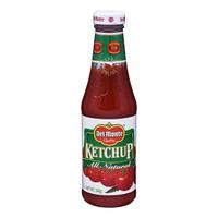 Del Monte 100% Natural Tomato Ketchup
