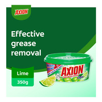 Axion Dishwashing Paste - Lime