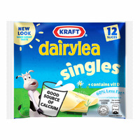 Kraft Hi-Calcium Singles Cheese - 60% Less Fat