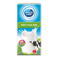 Dutch Lady UHT Milk - Fresh