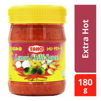 Taho Lemon Chili Sauce - Extra Hot