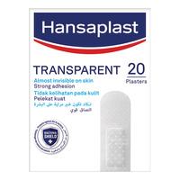Hansaplast Plasters - Transparent