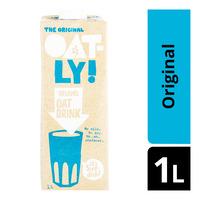 Oatly Organic Oat Drink - Original