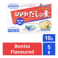 Shimaya Soup Base Seasoning - Bonito Flavoured