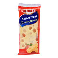 President Cheese - Emmental Portion