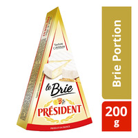 President Cheese - Brie Portion