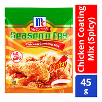 McCormick Season 'n Fry - Chicken Coating Mix (Spicy)