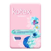 Kotex Adhesive Maternity Pads - Non Wing (30cm)