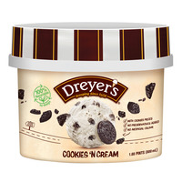 Dreyer's Ice Cream - Cookies & Cream
