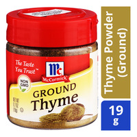 McCormick Herbs - Thyme Powder (Ground)