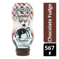 Smuckers Sundae Syrup - Chocolate Fudge