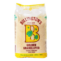 Billington's Natural Unrefined Cane Sugar - Golden Ungranulated