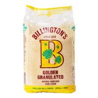 Billington's Natural Unrefined Cane Sugar - Golden Ungranulated