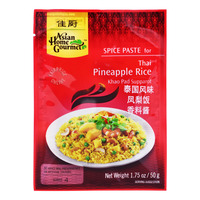 Asian Home Gourmet Spice Paste - Thai Pineapple Rice
