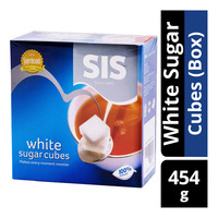 SIS White Sugar - Cubes (Box)