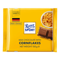 Ritter Sport Chocolate - Cornflakes