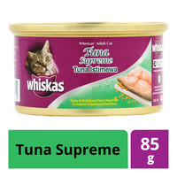 Whiskas Adult Cat Can Food - Tuna Supreme