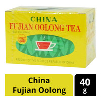 Sea Dyke Tea Bags - China Fujian Oolong