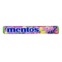Mentos Chewy Dragees - Mix Grape