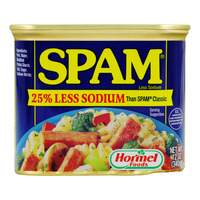 Hormel Spam Luncheon Meat - 25% Less Sodium