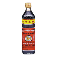 Chan Kong Thye Black Sweet Rice Vinegar