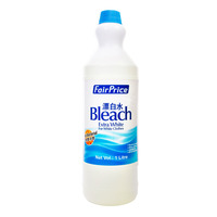 FairPrice Anti-Bacterial Bleach - White