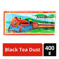 Train Brand Black Tea Dust