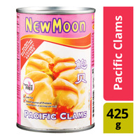 New Moon Pacific Clams