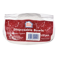 HomeProud Disposable Bowls - Small