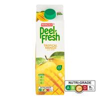 Marigold Peel Fresh Carton Juice - Tropical Mango