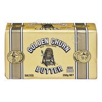 Golden Churn Butter Block - Salted