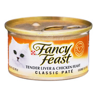 Fancy Feast Classic Cat Food - Tender Liver & Chicken