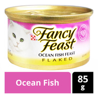 Fancy Feast Flaked Cat Food - Ocean Fish
