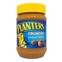 Planters Peanut Butter - Crunchy