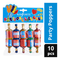 Kidforte Party Poppers