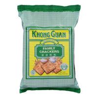 Khong Guan Crackers - Family