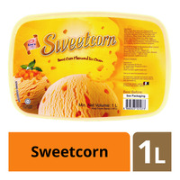 King's Ice Cream - Sweetcorn