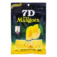 7D Dried Mangoes