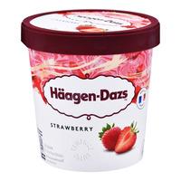 Haagen-Dazs Ice Cream - Strawberry