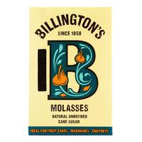 Billington's Natural Unrefined Cane Sugar - Molasses