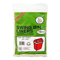 SKP A1 Swing Bin Liners (58.5 x 76.2cm)