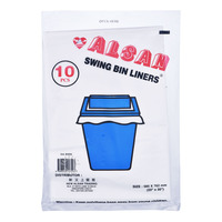 Alsan Swing Bin Liners