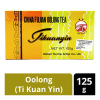 Sea Dyke China Fujian Tea - Oolong (Ti Kuan Yin)