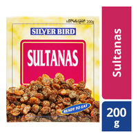 Silver Bird Ready To Eat - Sultanas