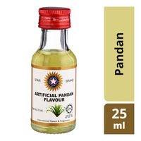 Star Brand Artificial Food Flavouring - Pandan